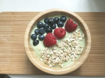 牛油果Smoothie Bowl