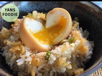 韓式流心蛋