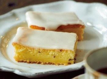 東販小食堂:檸檬優格蛋糕