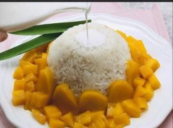 多芒芒果糯米飯