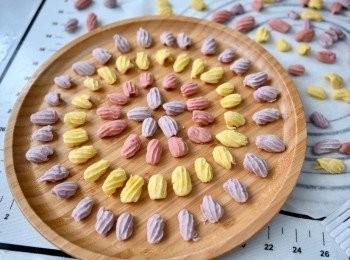 七彩貝殼粉 通粉