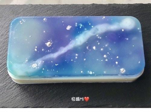 Galaxy pudding🔮