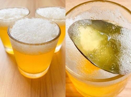 啤酒風jelly