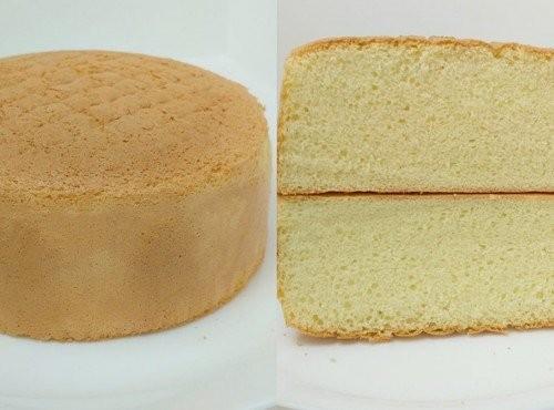 海綿蛋糕  分蛋法