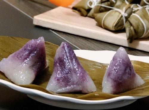 【影片】西米水晶粽