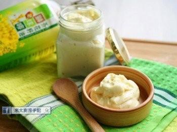 自製蛋黃醬Mayonnaise