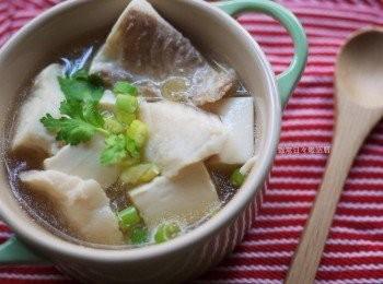 日式味噌魚片湯&魚肉不破碎之秘訣