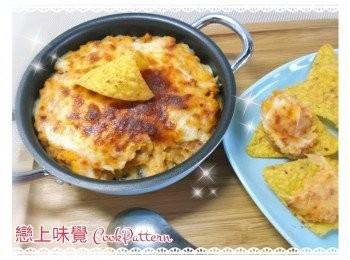 【韓。味。道】韓式泡菜薯蓉伴粟米片