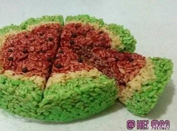班蘭草莓米通
