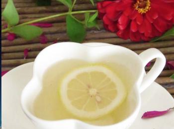 蜂蜜檸檬水