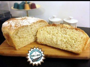 液種豆乳歐式麵包