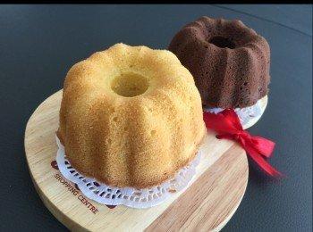 牛油蛋糕(無泡打粉)