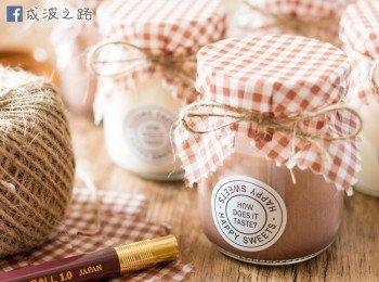 【影片】原味或朱古力味3.6牛奶布甸(奶凍)