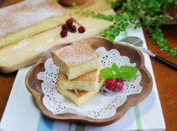 美式鄉村風味~熱牛奶蛋糕
