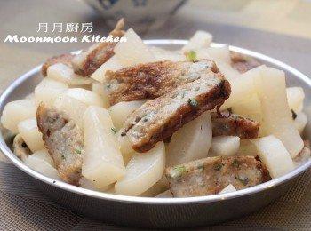 【蘿蔔煮魚鬆】