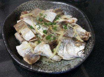 咸魚蒜五花腩