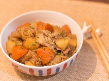 日式薯仔燉肉