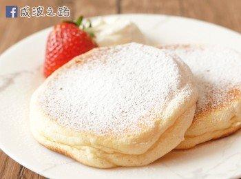 【影片】日式梳乎厘班戟 Japanese Souffle Pancakes