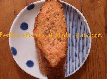 明太子麵包醬