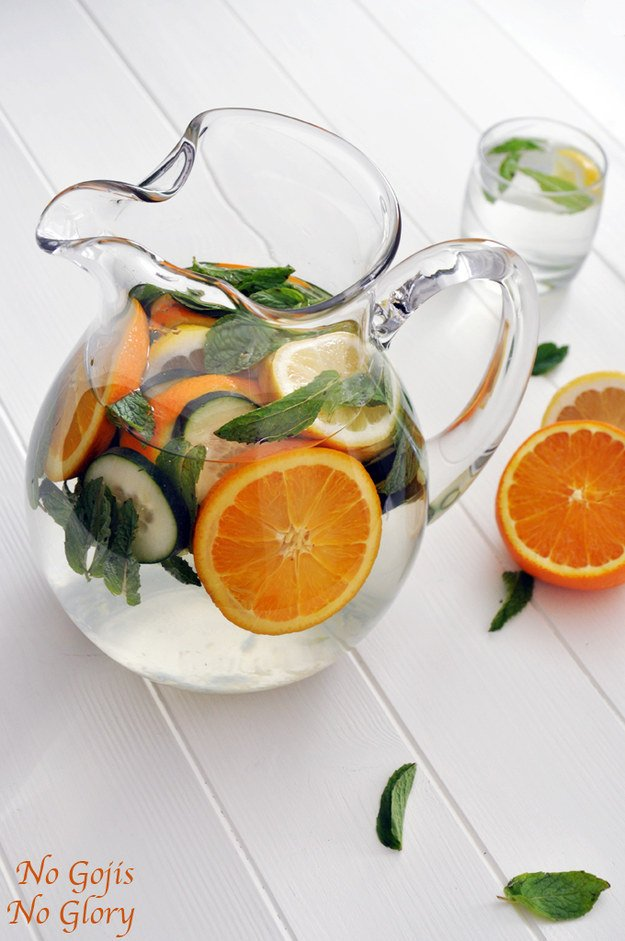 4 Fruit-Infused Waters